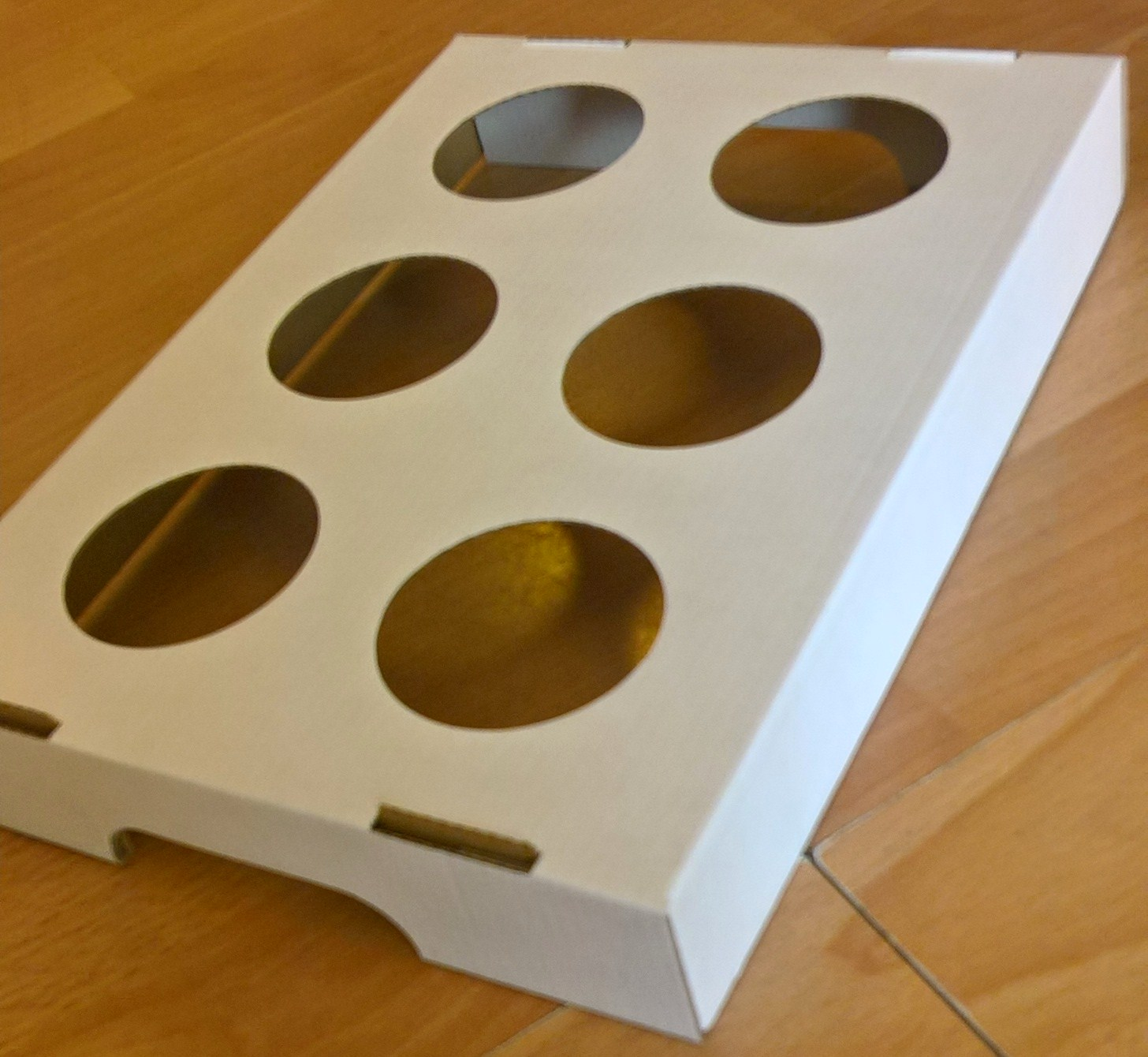 biertray bedrukte tray koffietray stevig karton