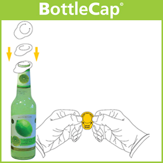 bottlecap anti drink spiking